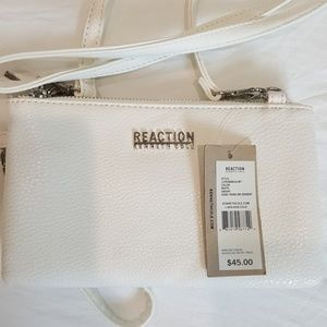 Handbags - Kenneth Cole Reaction white wristlet